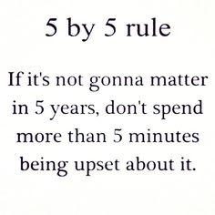 5 by 5 // put your time where it matters most. (RG @gabbybernstein ) #qotd