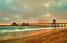 Huntington Beach Pier, Southern CA living | Flickr