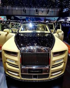 Cars most expensive The Most Luxury Sport Car Concept of the Year Super Autos teuerste Luxusyachten Luxury Sports Cars, Top Luxury Cars, Sport Cars, Voiture Rolls Royce, Rolls Royce Cars, Maserati, Lamborghini, Ferrari 458, Dream Cars