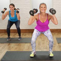 300-Calorie-Burning Video Workout
