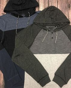 Colorblock details and a comfortable fit make these Ocean Current hoodies a definite favorite.