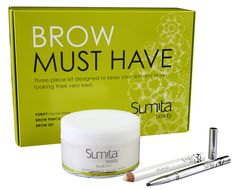 Product review: Sumita Beauty Brow Must Have kit