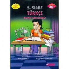Esen 5.Sınıf Türkçe Konu Anlatımlı Kitap