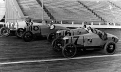 The Los Angeles Speedway was a board racetrack in Beverly Hills, California.  Built in 1919 on 275 acres, the track ran south of Wilshire Boulevard and North of Olympic between Lasky and Beverly Drives.  At the time, the wooden raceway was ranked second only to the Indianapolis Motor Speedway.  It was dismantled in 1924 and moved to Culver City.  #beverlyhillsheritage #losangelesspeedway #lovebeverlyhills
