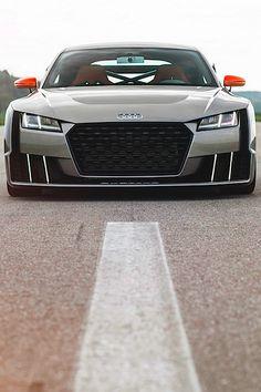 ❤ Visit ~ MACHINE Shop Café ❤ ❤ Best of Audi @ MACHINE... ❤ (Audi TT Clubsport Turbo Concept)