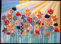 whimsical gardens | Another Whimsical Garden by Tina Curran , Studio City, California