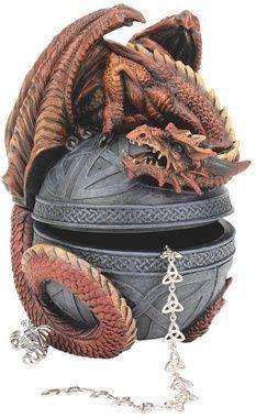 Boite dragon