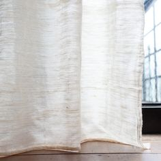 Handwoven Curtain from Bolé Road Textiles