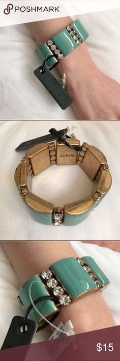 J. Crew bracelet New with tags. Perfect condition J. Crew Jewelry Bracelets