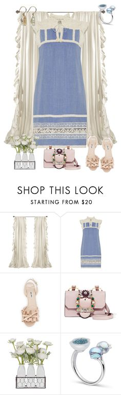"""Colorful Spring"" by gagenna ❤ liked on Polyvore featuring Sea, New York, Miu Miu, contest, sea, miumiu and littlehjewelry"