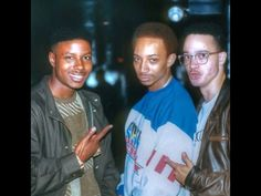 Kid N Play and Dj Red Alert