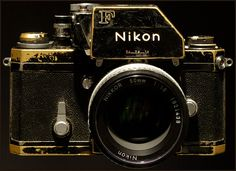 Nikon F - Photomic FTn-and if you worked for a living--this is what they looked like