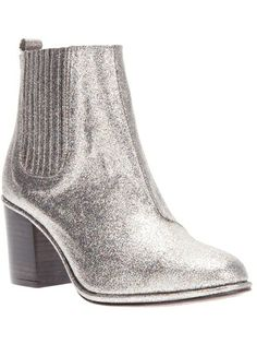 OPENING CEREMONY Ankle Boot Prateada.