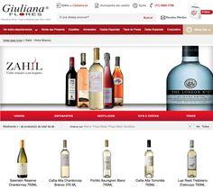 Banner Interno Giuliana Flores - página exclusiva da Zahil