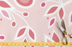 Blossom Fabric by Trendy Peas | Minted