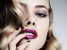 Lisa Eldridge makeup for Glamour UK