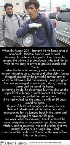 This guy is a true badass!!!! What a great guy and true hero!