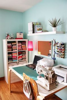 one day i am going to have a room all to my self....a library corner, a sewing corner, crafting corner and yarn corner.