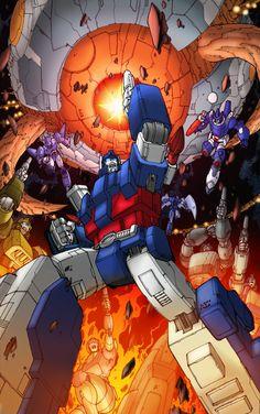 Transformers by LiamShalloo.deviantart.com on @deviantART