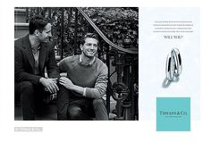 You've never seen an engagement ring ad like this before...