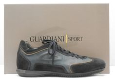 ALBERTO GUARDIANI SCARPE SHOES ADLER A/I mod. 67341C SA89 €215