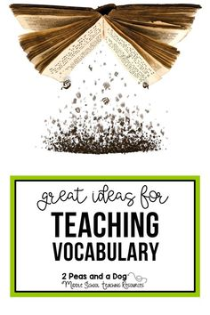 Read how middle school and high school teachers make their English language vocabulary lessons meaningful and engaging by using cue cards, fun activities, student competitions and Greek and Latin root words. Vocabulary Instruction, Teaching Vocabulary, Teaching Grammar, Grammar And Vocabulary, Vocabulary Activities, Teaching Reading, Teaching Resources, Fun Activities, Teaching Ideas