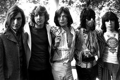 THE ROLLING STONES with Mick Taylor