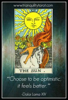 The Sun - Optimism