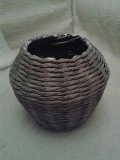 Fotopostup na sliepku 5 Wicker Baskets, Decorative Bowls, Vase, Diy, Hampers, Hens, Bricolage, Do It Yourself, Vases