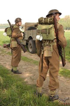 British Infantry 1940