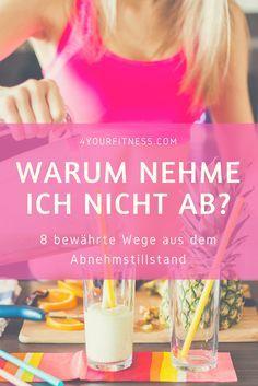 Warum nehme ich nicht ab? Hast du dir diese Frage schon einmal gestellt? Wahrscheinlich schon. ;-) Hole dir in diesem Artikel Abnehmtipps, die wirklich funktionieren und dir über dein Abnehmplateau helfen. #abnehmstillstand #abnehmen #weightloss