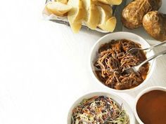 Slow-Cooker South-Western Pulled Beef Recipe by Canadian Beef Slow Cooker Recipes, Crockpot Recipes, Whole30 Recipes, Hot Beef Sandwiches, Pork Carnitas Recipe, Pulled Beef, Perfect Food, Pressure Cooking, Lunch