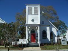 St. Agatha's Episcopal Church, DeFuniak Springs, Florida