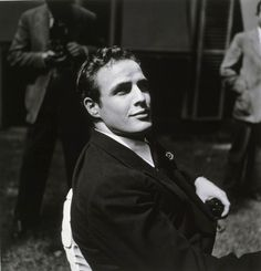 Marlon Brando por Walter Carone