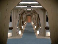 Star Trek Hallway