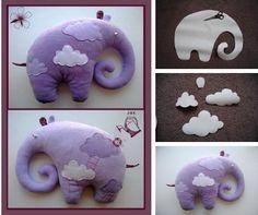 Elephant handmade