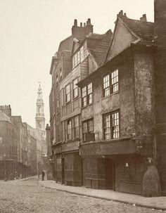 1880's London