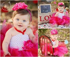 WHOLE OUTFIT Set Headband & Baby Girls Pink  by HandpickedHandmade, $23.99