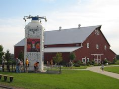 Fair Oaks Farm, Fair Oaks, Indiana  On the way to/from Chicago Just off I65  Ice cream, cheese, sandwiches and milk