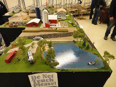 1 64th Scale Farm Buildings