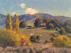 30 Places to Visit in Australian Fantasy Landscape, Landscape Art, Landscape Paintings, Australian Painting, Australian Artists, Nature Paintings, Watercolor Landscape, Beautiful Landscapes, Painting Inspiration