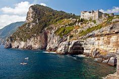 Portovenere, Liguria  #sea #mare #Italy #landscape #Liguria