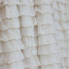 Ruffle Fabric!