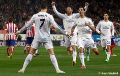 Real Madrid 3-0 Atletico