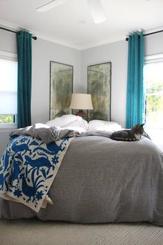 Apartment Therapy shares bed placement ideas that make the most of every bedroom layout, and maximize space regardless of room shape and size.