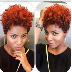 Bold natural color flame