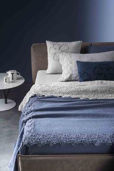 Linea Letto Collezione Primula - La fabbrica del lino | bedroom ...