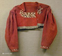 Hardanger Embroidery, Hand Embroidery, Bell Sleeve Top, Scandinavian, Sweaters, Museum, Clothes, Patterns, Beauty