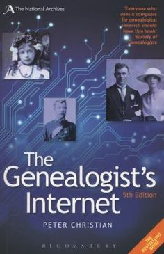 Cover image for The genealogist's Internet