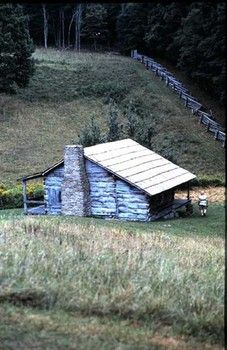 The Hensley Settlement, a 1903 homestead community, lies within the confines of Middleboro's Cumberland Gap National Historic Park.